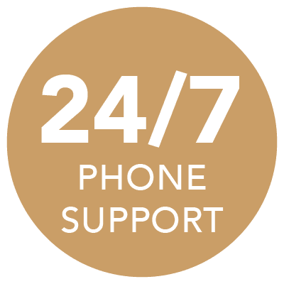 Victoria community living offers 24 hour client phone support